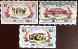 Trinidad & Tobago 1984 Children's Home MNH - Trinidad & Tobago (1962-...)