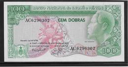 Sao Tomé Et Principe - 100 Dobras - Pick N°57 - NEUF - Sao Tomé Et Principe