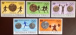 Trinidad & Tobago 1972 Olympic Games MNH - Trinidad & Tobago (1962-...)