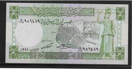 Syrie - 5 Pounds - Pick N°100e - NEUF - Siria