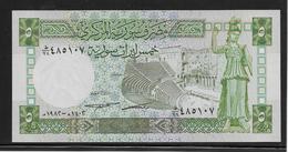 Syrie - 5 Pounds - Pick N°100c - NEUF - Syria