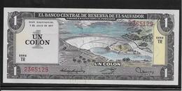 Salvador - 1 Colon - Pick N°125 - NEUF - El Salvador