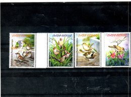 CABO VERDE, 2005, BIRDS, 4v. MNH** - Birds