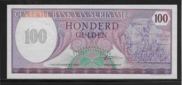 Surinam - 100 Gulden - Pick N°128b - NEUF - Surinam