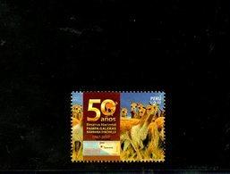 PERU, 2017 , ANIMALS- LAMAS, , 1v. MNH** - Stamps