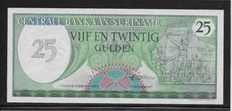 Surinam - 25 Gulden - Pick N°127b - NEUF - Surinam