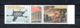FRANCE 2015 -- Timbre AUBUSSON  N° 4999/5000 NEUF DIPTYQUE - France