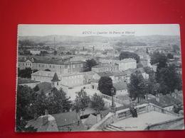 1908 AUCH QUARTIER SAINT PIERRE ET HOPITAL ETAT CORRECT - Auch