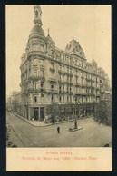 BUENOS AIRES - PARIS HOTEL - AVENIDA DE MAYO Esq. SALTA - Argentina