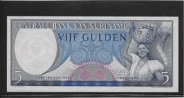 Surinam - 5 Gulden - Pick N°120 - NEUF - Surinam