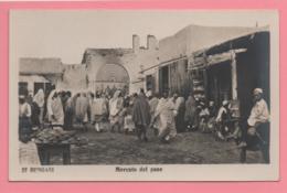 Bengasi - Mercato Del Pane - Libia