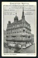 BUENOS AIRES - CHESTER HOTEL - AVENIDA DE MAYO 586 - Argentina