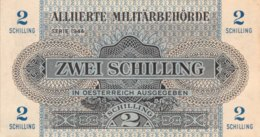 Austria 2 Schilling, P-104b (1944) - AUNC+ - Oesterreich