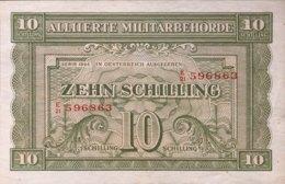 Austria 10 Schilling, P-106 (1944) - EF/XF - Oesterreich