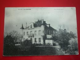 1909 AUCH LA GAUDE CIRDULEE DOS DIVISE ETAT BON - Auch
