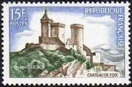 France N° 1175 ** Monument, Architecture - Château De FOIX - Unused Stamps