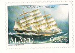 Aland  2003  Pommern Sailing Ship, Mi 224,  MNH(**) - Aland