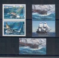 AUSTRALIA 1994/95  - TEMATICA NAVI - VELIERI  - MNH ** - Ships