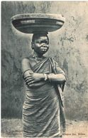 DAHOMEY ... UNE BEAUTE DAHOMEENNE - Dahome