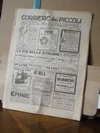 MONDOSORPRESA, (MT3) CORRIERE DEI PICCOLI ANNO III N°52 24 DICEMBRE 1911 - Corriere Dei Piccoli