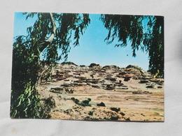 Ethiopia Charcteristic Mountain Village 1978   A 197 - Ethiopia
