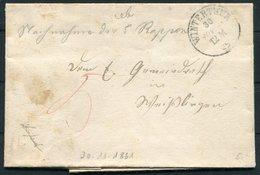 1861 Switzerland Winterthur Entire - Covers & Documents