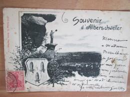 Souvenir D Alberschweiller - Other Municipalities