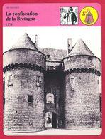 Charles V Veut La Confiscation De La Bretagne. Jean III De Monfort (Jean IV), Les Anglais Et Les Barons Résistent. 1378. - Histoire