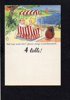 """Menu 2 Volets Neuf Et Vierge / Laboratoires Le Brun / Illustrateur Dessin De """"Bellus"""" / Quel Pays ... Aussi Bons Ravioli - Menus"""