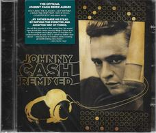 """Johnny Cash  """"  Johnny Cash Remixed  """" - Música & Instrumentos"""