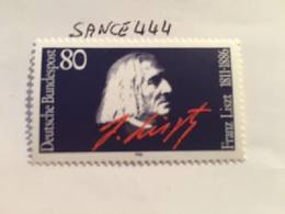 Germany F. Liszt Composer 1986 Mnh  #ab - [7] Federal Republic