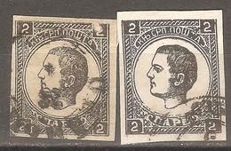 1873 - 2. Pare I I II Stampanje - Serbia