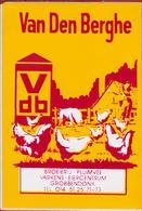 Sticker Autocollant Van Den Berghe Pluimvee Grobbendonk Poule Pollo Chicken Pig Cochon Varken Aufkleber Adesivo - Stickers