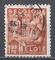 Belgium 1948. Scott #376 (U) Industrial Arts * - 1948 Export