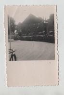 Photo Originale Juin 1945 Konstanz Chars Tanks à Identifier Caserne - Krieg, Militär