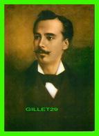 CÉLÉBRITÉS - LEONCIO PRADO (1853-1942)  HÉROE DE CUBA - PLAZA DE ARMAS - - Personnages Historiques