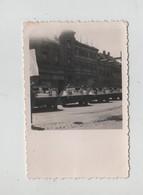 Photo Originale Juin 1945 Konstanz Chars Tanks à Identifier - Krieg, Militär