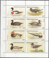 1979Guinea Equatorial 1444-1451KLBirds 8,50 € - Canards