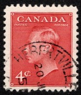 Canada - Scott #287 Used (4) - Used Stamps