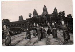 PHOTO POSTCARD OF CAMBODIA. - Cambodge