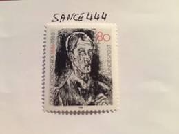 Germany O. Kokoschka Artist 1986 Mnh - [7] Federal Republic