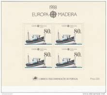 Madeira Hb 9 - Madeira