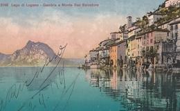 Cartolina  - Postcard /  Viaggiata -  Sent / Svizzera, Lugano, Veduta. - Other