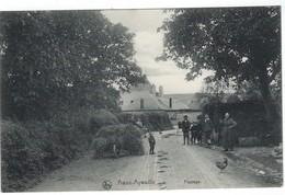 CPA - Awan Aywaille - Paysage -  Allemande Feldpost 1915 - Aywaille