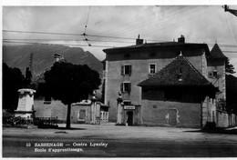 38 - Sassenage - Centre Lyautey - école D'apprentissage - Sassenage
