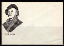 D+ Deutschland - Wagner, Richard 1813-1883 (UNIKAT / ÙNICO / PIÉCE UNIQUE / уникален) - Duitsland