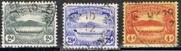 ILES SALOMON YT 10-11-12 - British Solomon Islands (...-1978)