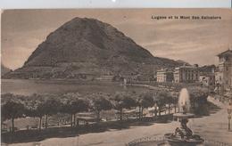 Cartolina  - Postcard / Non  Viaggiata -  Unsent / Svizzera, Lugano Panorama. - Other