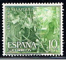 (3E 388) ESPAÑA // YVERT 1020 // EDIFIL 1343 // 1961   NEUF - 1931-Aujourd'hui: II. République - ....Juan Carlos I