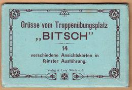 CPA Bitche, Grüsse Vom Truppenübungsplatz, 11 CPA. - Bitche